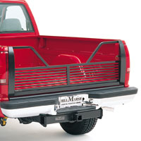 VENTED TAILGATE - STEEL VGD-10-100