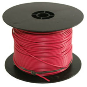 WIRE - 500 FT - 16 GA - RED