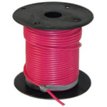 WIRE - 100 FT - 16 GA - RED