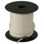 WIRE - 100 FT - 16 GA WHITE