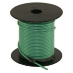 WIRE - 100 FT - 16 GA GREEN