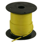 WIRE - 100 FT 16 GA YELLOW