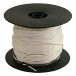 WIRE - 500 FT - 16 GA WHITE
