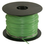 WIRE SPOOL 16 GAUGE 500FT GREEN 02375