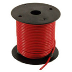 WIRE - 100 FT - 14 GA RED