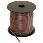 WIRE - 100 FT - 14 GA BROWN
