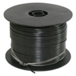 WIRE - 500 FT - 14 GA BLACK