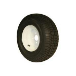 TRAILER TIRE & WHEEL - 10in