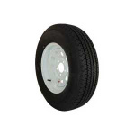 TRAILER TIRE & WHEEL - 14in