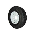 TRAILER TIRE & WHEEL - 16in
