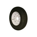 TRAILER TIRE & WHEEL - 13in