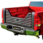 LOUVERED TAILGATE PLASTIC PICKUP