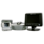 "ROSCO Vision Backup Camera System With 5"" Color Backup Monitor STSK5465"