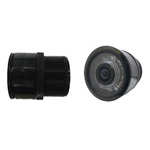 ROSCO Vision Cylinder Shaped Wide Angle Vehicle Camera STSC106