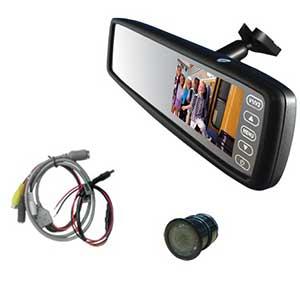 STSK4532 Rosco Vision Rear View Camera