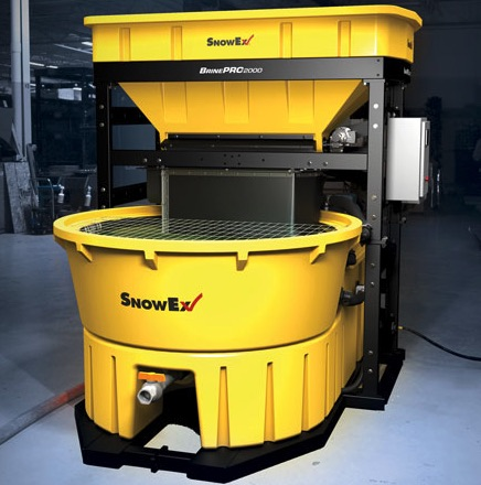 SnowEx Brine Maker
