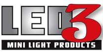 Sound Off Signal LED3 Magnetic MOUNT