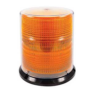4200 Series LED Beacon, 10-30v, SAE J845 Class 2 - Magnetic Mount, 6