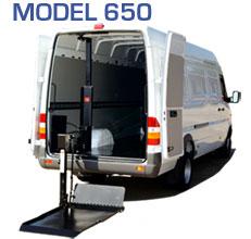 tommygate cargo model 650