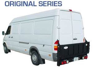 Tommy Gate Cargo Van Series