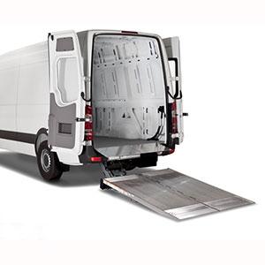 TOMMY GATE Van Series CVL-AB-1330 EF52