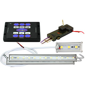 TowMate AL-BT1 - Boat Trailer Light Kit