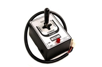 Western 56369 Cab Command Snow Plow Joystick Controller