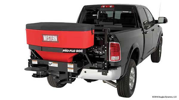 Western PRO-FLO™ 525 & 900 Salt Spreaders
