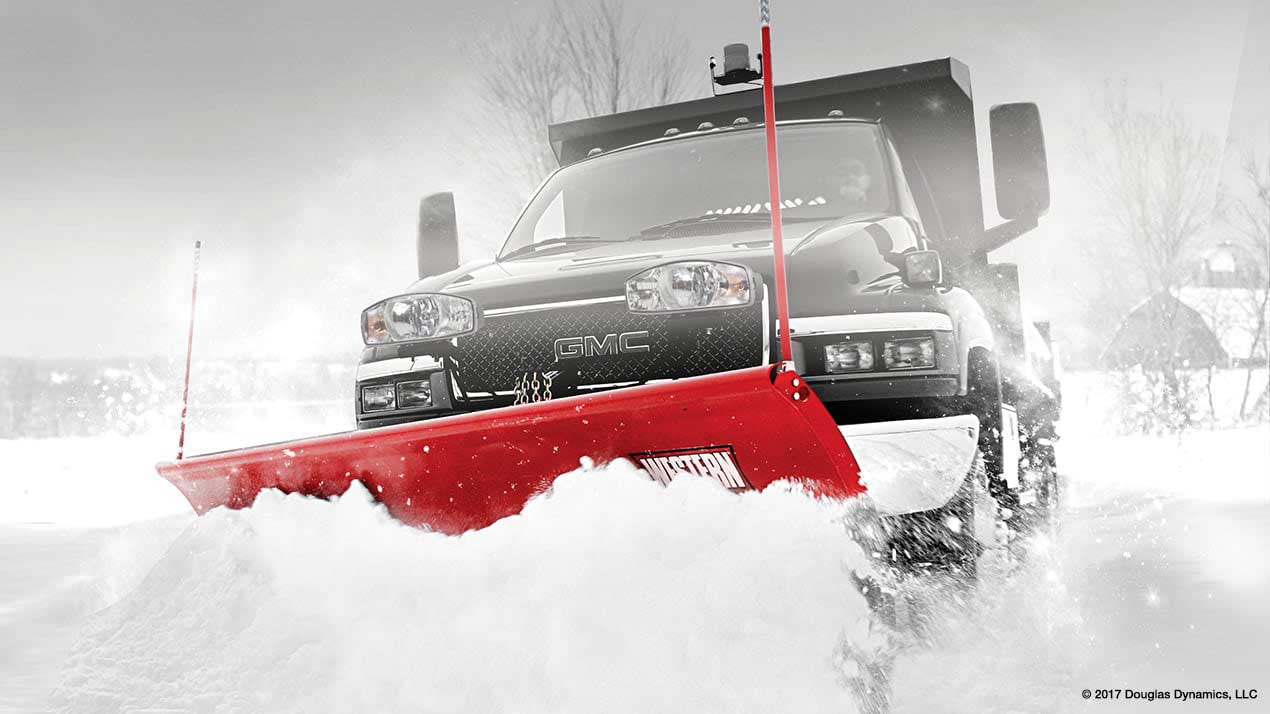 Western Heavyweight Snow Plow