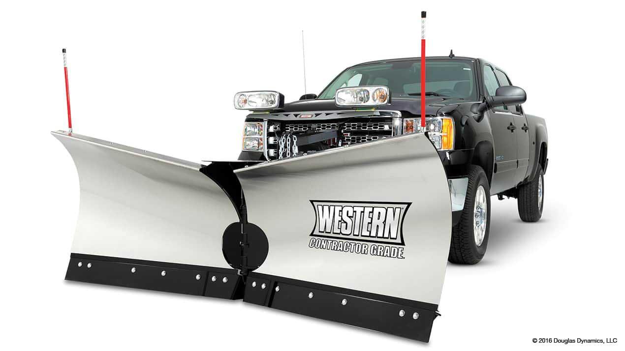 Western MVP 3 Snow Plow