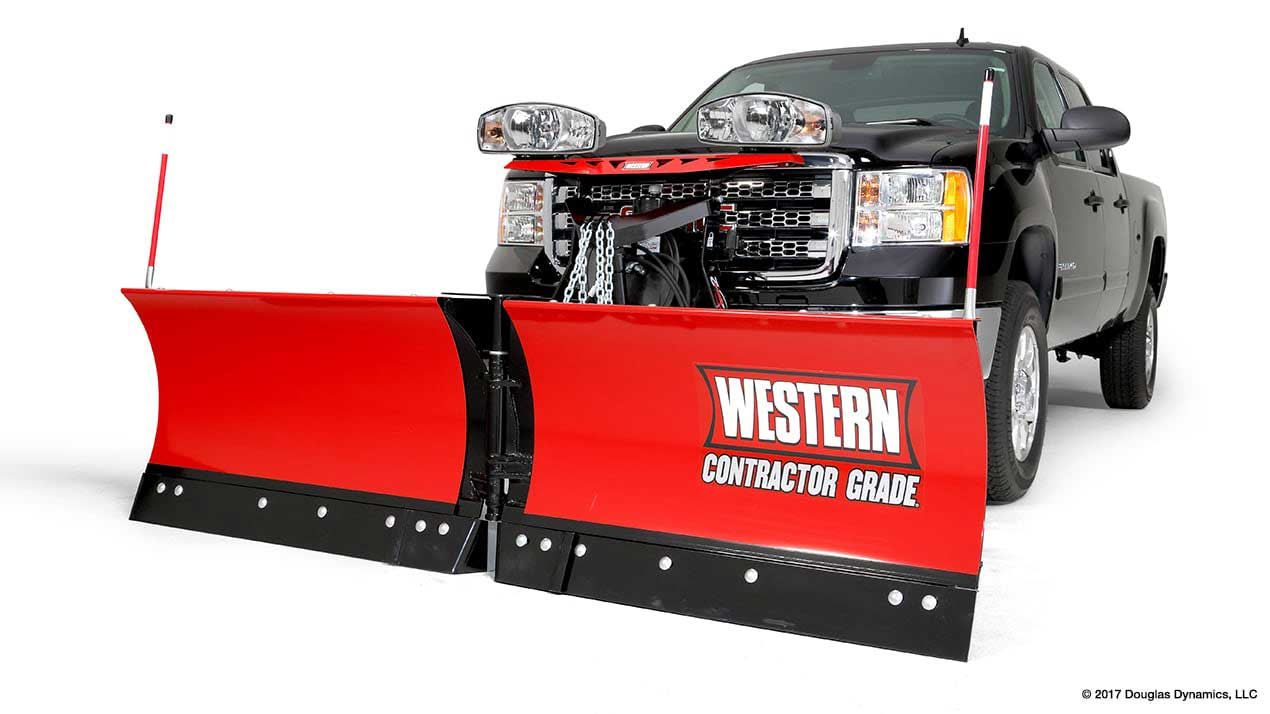 Western MVP Plus Snow Plow